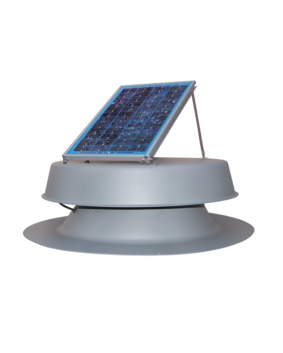 Natural Light Solar Attic Fans | Solar Power & Pump Company