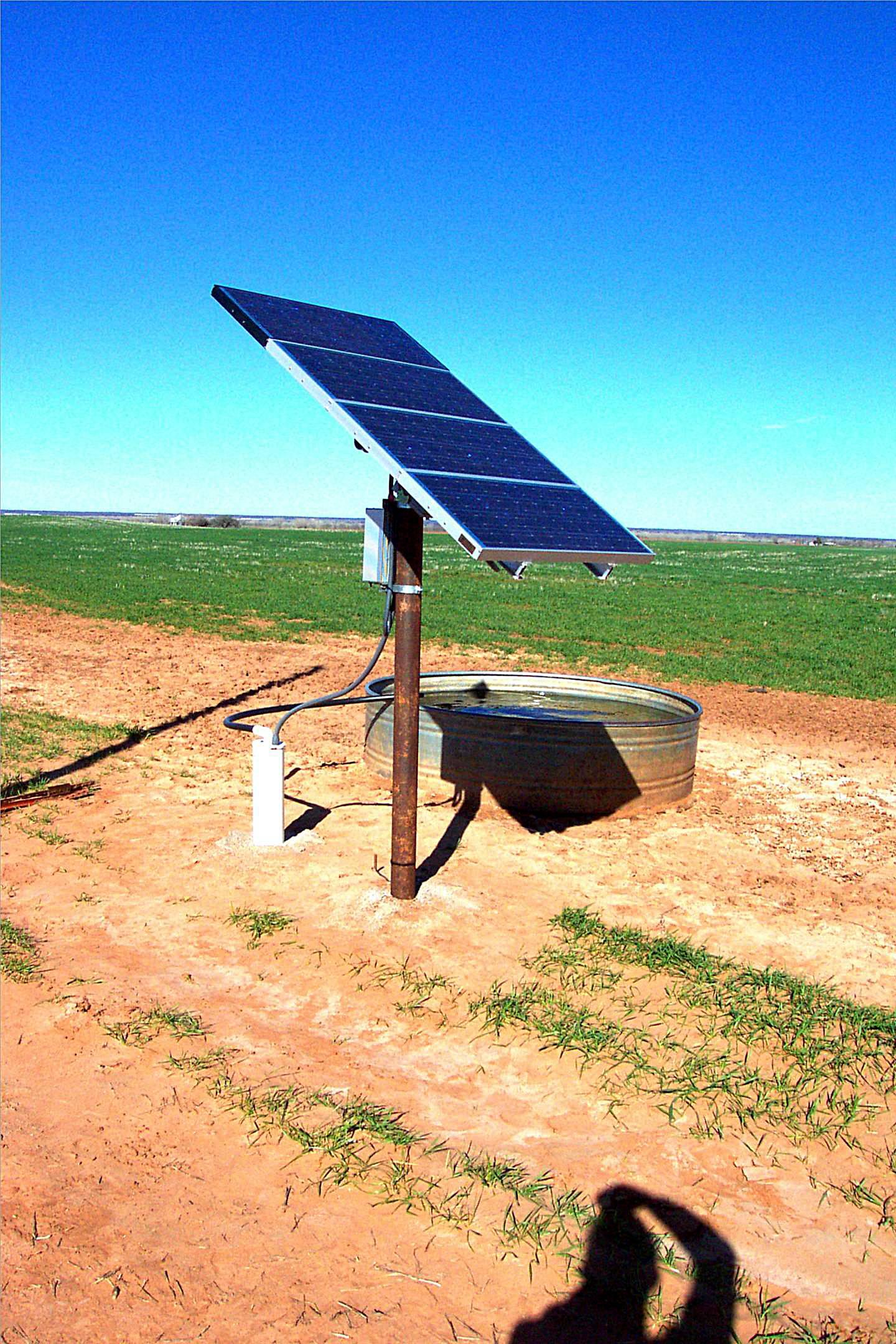Dig Eco Solar Powered Irrigation Controller Installation in addition Solar Smart Irrigation System additionally Solar Pump likewise Solar Smart Irrigation System in addition Seiling Sunrotor Solar Pumping System Livestock Watering. on solar power irrigation controller
