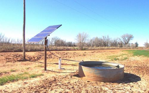 Keith Sanders - SunRotor System (Livestock Watering)