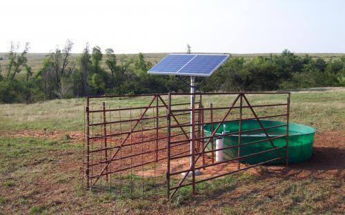 Kenneth Seyler - Livestock Watering Installation