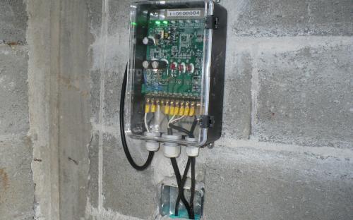 Panama - Drip Irrigation Installation (Controller)
