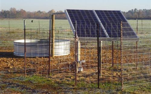 Oklahoma - Livestock Watering Installation
