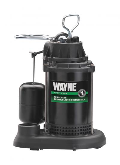 Wayne 1/2 HP Submersible Sump Pump
