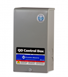 Franklin Electric QD Control Box - ¹/₂ HP (115V)