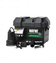 Wayne 12V Standby Sump Pump