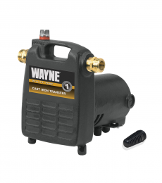 Wayne 1/2 HP Portable Pump
