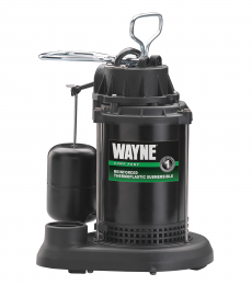 Wayne 1/2 HP Submersible Sump Pump