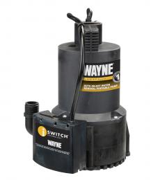 Wayne 1/4 HP Utility Pump